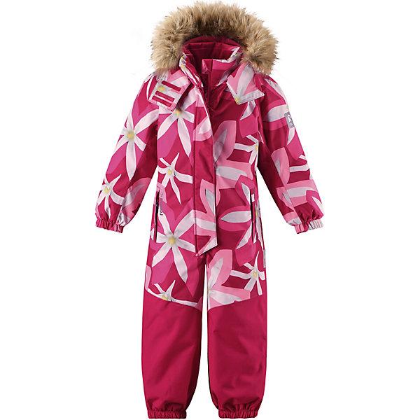 Купить Комбинезон Reima для девочки, Китай, розовый, 110, 134, 122, 116, 140, 98, 92, 128, 104, Женский