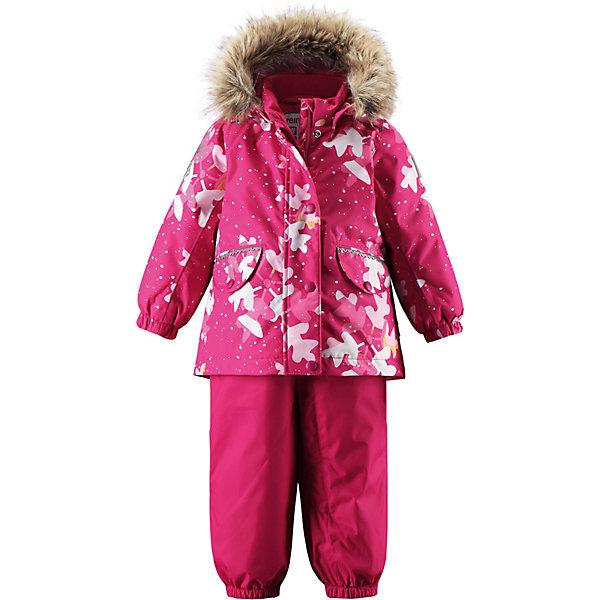 Купить Комплект Reima Mimosa: куртка и полукомбинезон, Китай, розовый, 98, 86, 80, 92, Женский