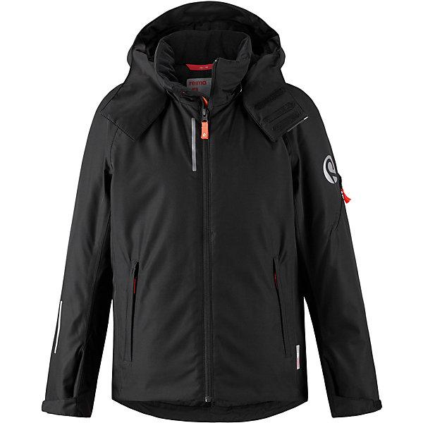 Купить Куртка Detour Reima для мальчика, Вьетнам, черный, 110, 140, 104, 122, 128, 146, 158, 164, 134, 152, 116, Мужской