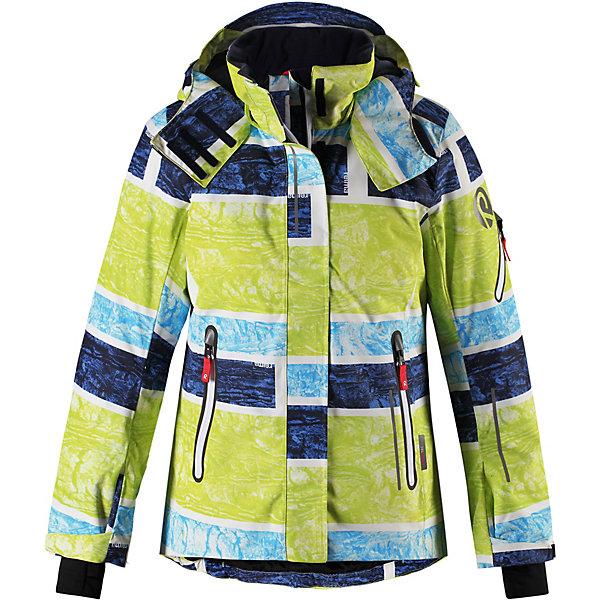 Купить Куртка Frost Reima для девочки, Китай, желтый, 110, 164, 158, 128, 134, 116, 140, 104, 122, 152, 146, Женский