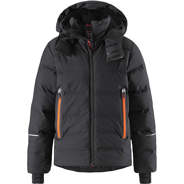 Купить Куртка Wakeup Reima для мальчика, Китай, черный, 110, 122, 116, 146, 134, 104, 140, 164, 158, 152, 128, Мужской