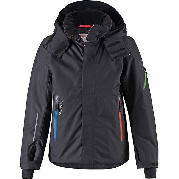 Купить Куртка Wheeler Reima для мальчика, Китай, черный, 128, 104, 134, 122, 110, 146, 158, 116, 164, 140, 152, Мужской