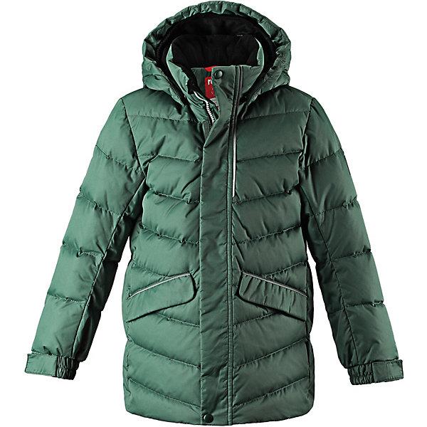 Купить Куртка Reima для мальчика, Китай, голубой, 152, 140, 158, 134, 128, 110, 104, 116, 122, 164, 146, Мужской