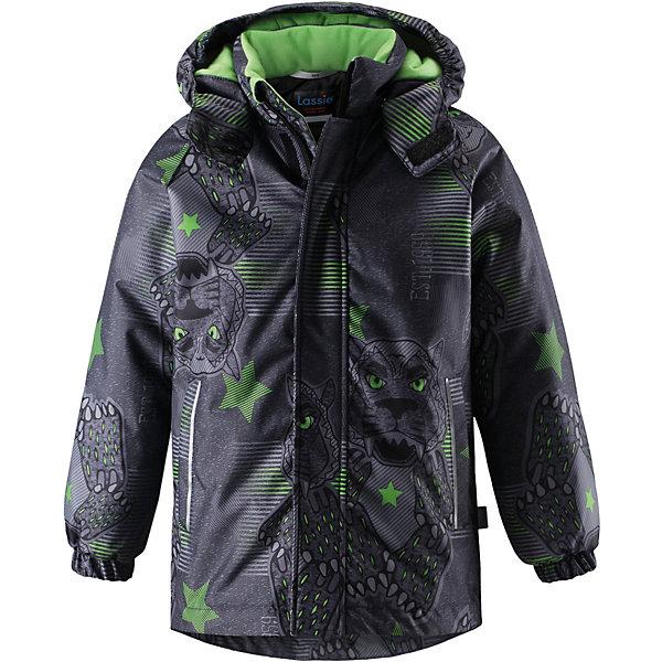 Купить Куртка Lassie для мальчика, Китай, светло-зеленый, 104, 116, 140, 92, 98, 110, 122, 134, 128, Мужской