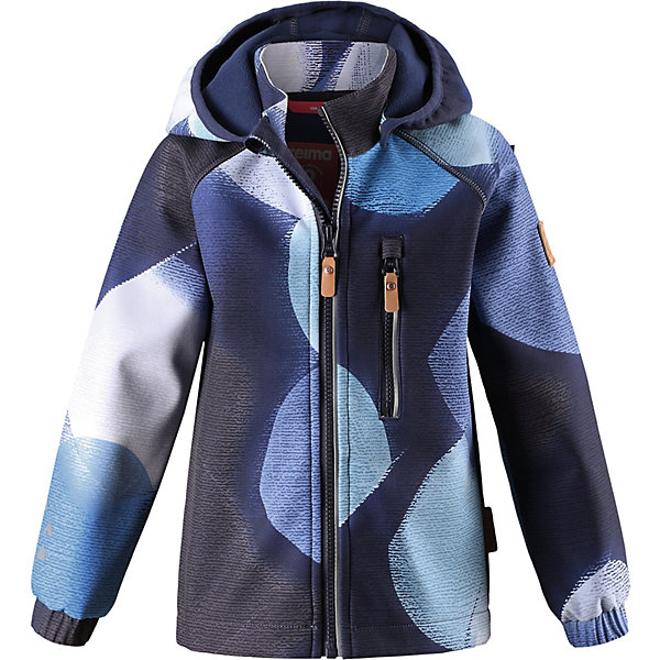 Купить Куртка Vantti Reima, Китай, темно-синий, 116, 104, 92, 128, 110, 80, 98, 134, 86, 122, 140, Унисекс