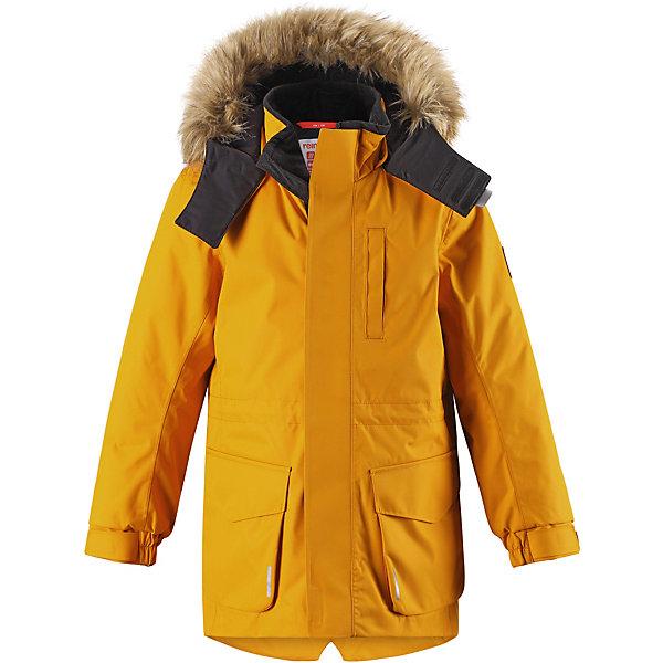 Купить Куртка Naapuri Reima, Китай, золотой, 146, 110, 158, 134, 152, 104, 122, 116, 140, 164, 128, Унисекс