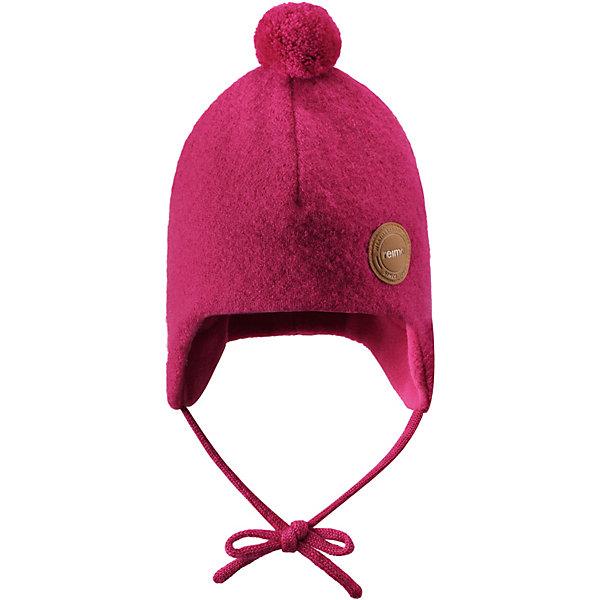 Купить Шапка Kauris Reima, Шри-Ланка, розовый, 50, 52, 48, 46, Унисекс