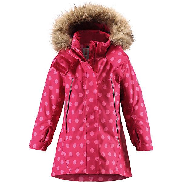 Купить Куртка Reima для девочки, Китай, розовый, 128, 134, 92, 122, 140, 98, 104, 110, 116, Женский