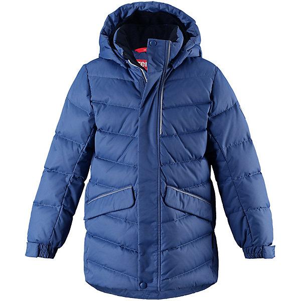 Купить Куртка Reima для мальчика, Китай, синий деним, 128, 116, 152, 164, 104, 134, 140, 110, 158, 146, 122, Мужской