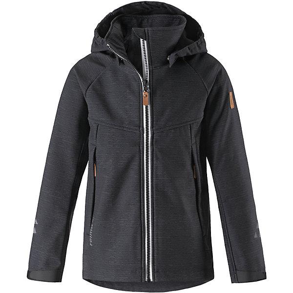 Купить Куртка Milot Reima для мальчика, Китай, черный, 158, 164, 152, 146, 134, 128, 140, Мужской