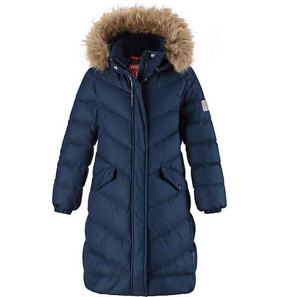 Купить Куртка Reima для девочки, Китай, темно-синий, 146, 152, 122, 104, 134, 158, 140, 128, 110, 164, 116, Женский