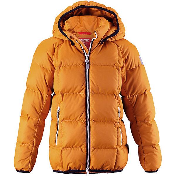 Купить Куртка Reima для мальчика, Китай, золотой, 116, 110, 122, 140, 128, 134, 158, 146, 152, 164, Мужской