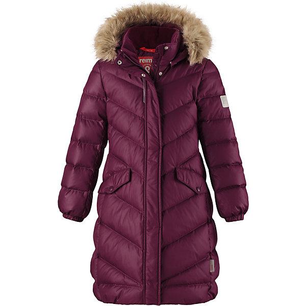 Купить Куртка Reima для девочки, Китай, лиловый, 140, 152, 110, 164, 134, 104, 158, 128, 122, 146, 116, Женский