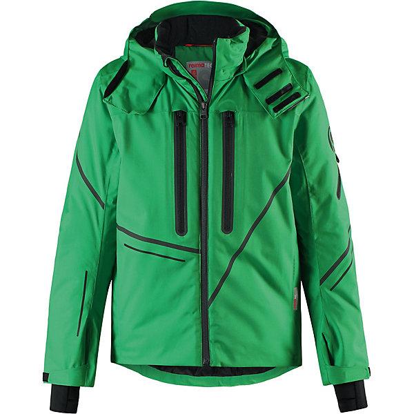 Купить Куртка Torngat Reima для мальчика, Китай, зеленый, 152, 164, 122, 158, 128, 146, 134, 116, 140, Мужской