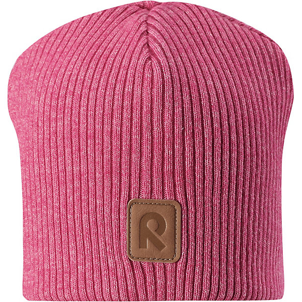 Купить Шапка Reima, Китай, розовый, 52, 48, 56, 44, Унисекс
