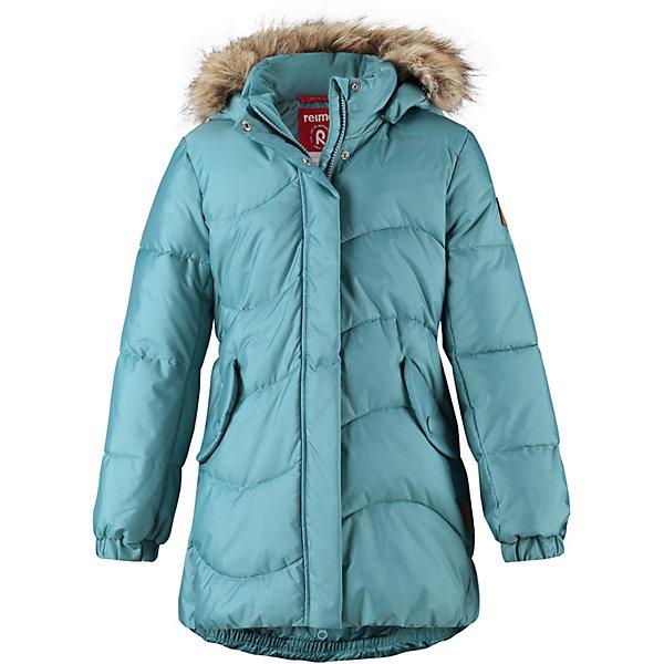 Купить Куртка Reima для девочки, Китай, бирюзовый, 152, 116, 110, 104, 140, 158, 164, 146, 122, 134, 128, Женский