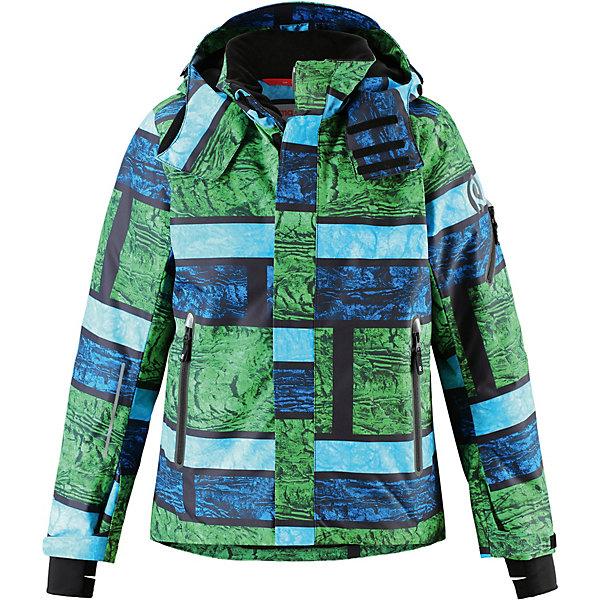 Купить Куртка Wheeler Reima для мальчика, Китай, зеленый, 140, 110, 116, 146, 128, 122, 104, 134, 152, 164, 158, Мужской