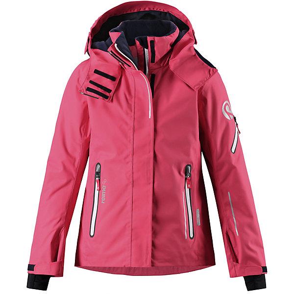 Купить Куртка Reima для девочки, Китай, красный, 104, 140, 110, 134, 146, 116, 122, 164, 128, 152, 158, Женский