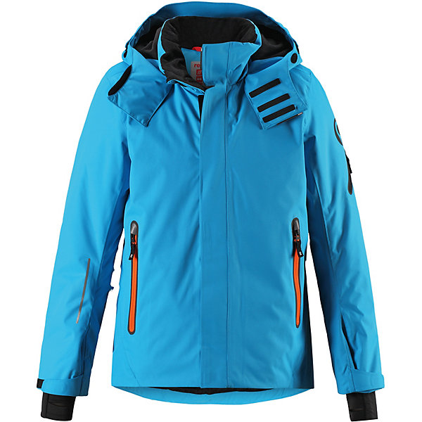 Купить Куртка Wheeler Reima для мальчика, Китай, бирюзовый, 116, 122, 158, 128, 146, 134, 140, 164, 152, 104, 110, Мужской