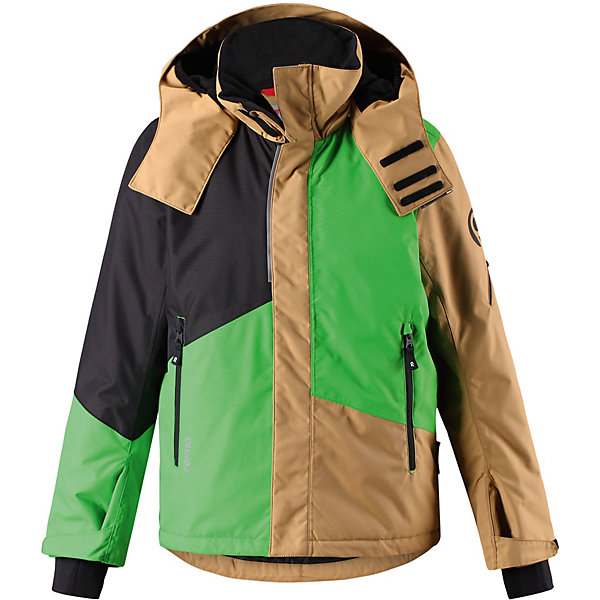 Купить Куртка Taganay Reima для мальчика, Вьетнам, зеленый, 128, 164, 122, 152, 134, 146, 140, 158, 116, Мужской