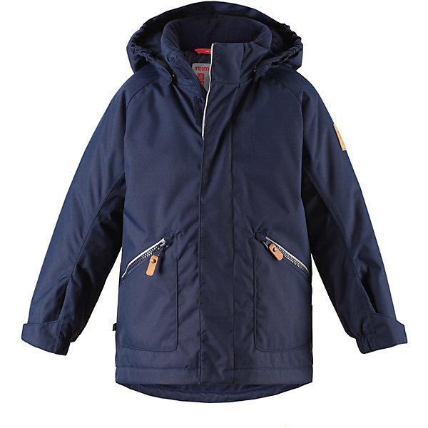 Купить Куртка Reima, Китай, темно-синий, 134, 104, 128, 140, 110, 116, 98, 92, 122, Унисекс