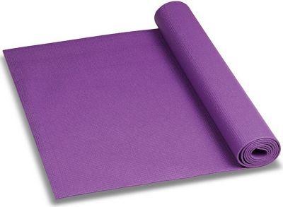 Коврик для йоги INDIGO, сиреневый, артикул:8689972 - Фитнес