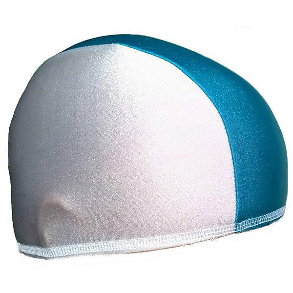 Спортивные мастерские Шапочка для плавания Спортивные мастерские, бело-голубая спортивные куртки