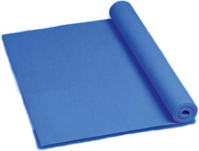 Коврик для йоги INDIGO, синий, артикул:8690020 - Фитнес