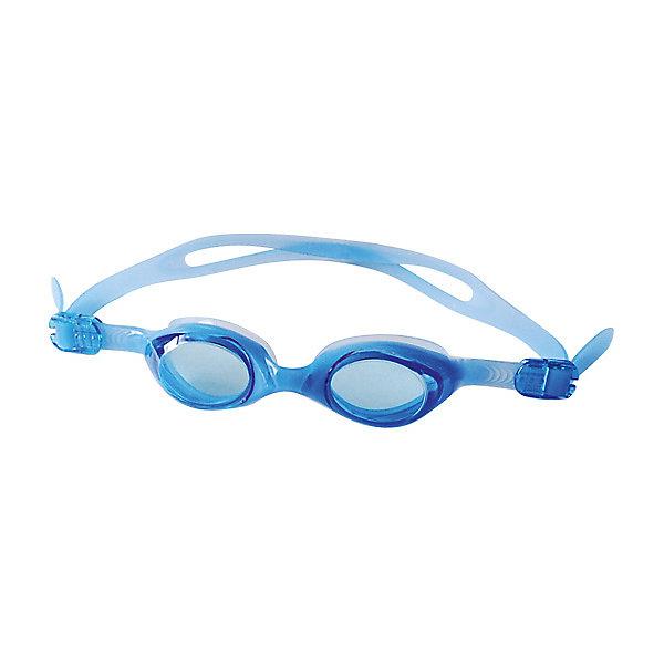 Купить Очки для плавания INDIGO, синие, Китай, синий, Мужской