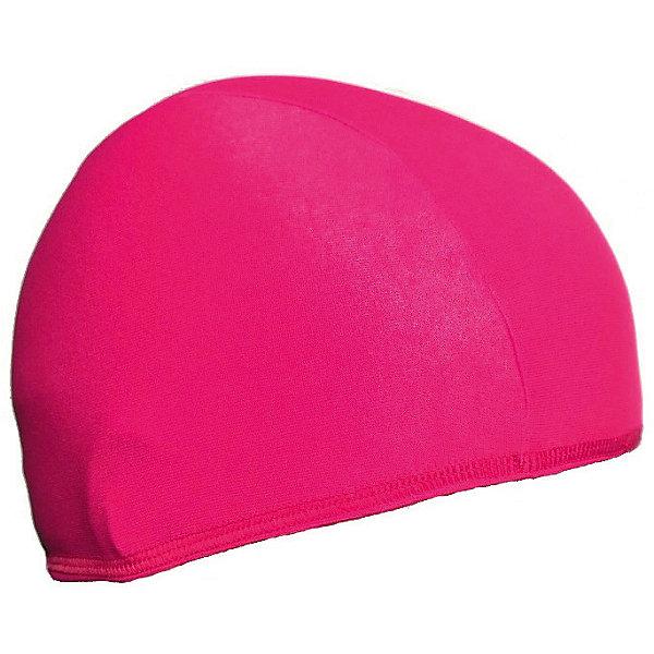 Купить Шапочка для плавания Спортивные мастерские, розовая, -, Россия, розовый/розовый, Женский