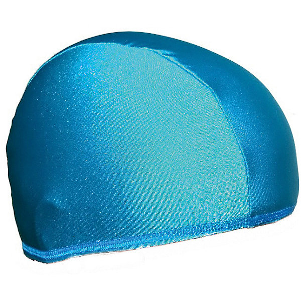 Купить Шапочка для плавания Спортивные мастерские, голубая, -, Россия, голубой, Мужской