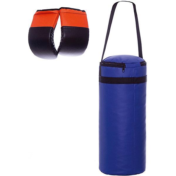 Спортивные мастерские Набор для бокса Спортивные товары Груша и перчатки, 6 кг перчатки спортивные reebok перчатки спортивные