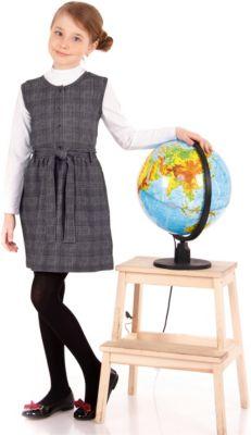 Сарафан Апрель для девочки, артикул:8692497 - Школьная форма