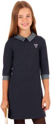 Платье Апрель для девочки, артикул:8692501 - Школьная форма