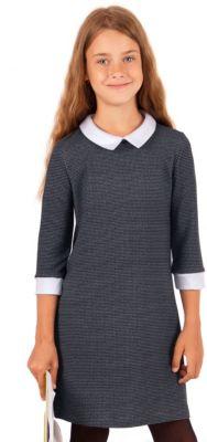 Платье Апрель для девочки, артикул:8692544 - Школьная форма