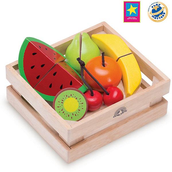 Wonderworld Игровой набор Фрукты и ягоды для нарезки, в ящике