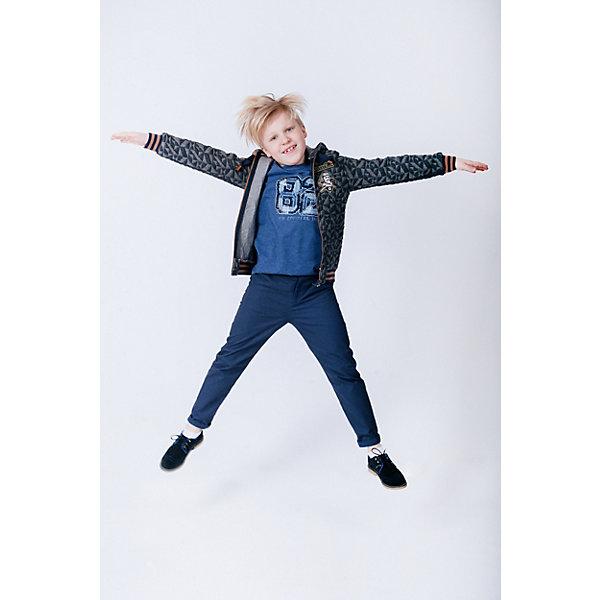 Купить Брюки Choupette для мальчика, Россия, синий, 98, 104, Мужской