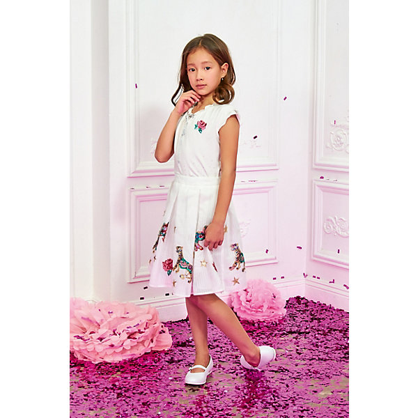 Choupette Юбка Choupette для девочки юбка choupette choupette ch991egkhr32