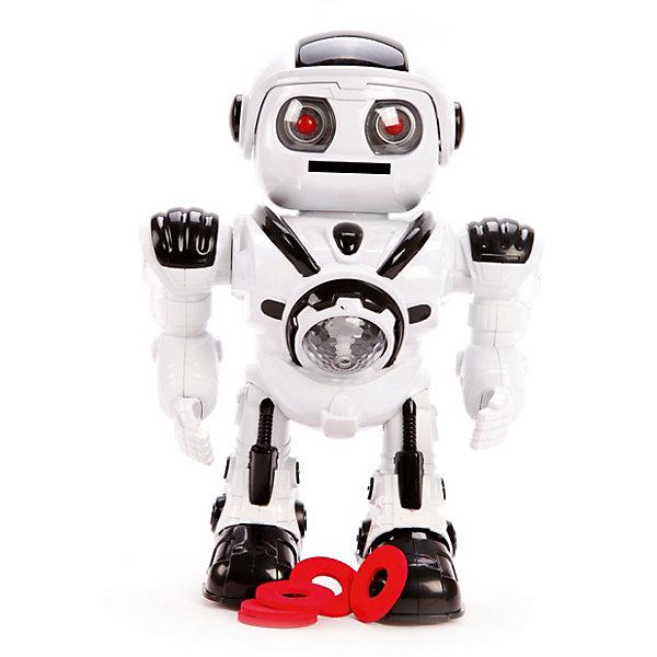 Наша Игрушка Интерактивный робот Наша игрушка hap p kid игрушка робот red revo 3578t