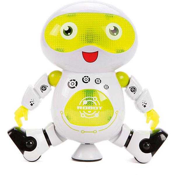 Наша Игрушка Робот Наша игрушка hap p kid игрушка робот red revo 3578t