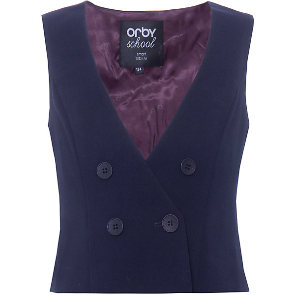 Orby Жилет ORBY для девочки жилет orby orby or012ebbuyz0