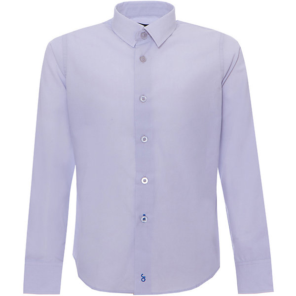 Купить Рубашка ORBY для мальчика, Китай, серый, 128, 152, 140, 158, 170, 146, 164, 122, 134, Мужской