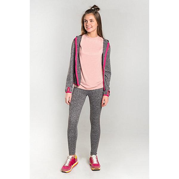 Купить Спортивный костюм BOOM by Orby для девочки, Китай, серый, 164, 170, 122, 158, 134, 146, Женский