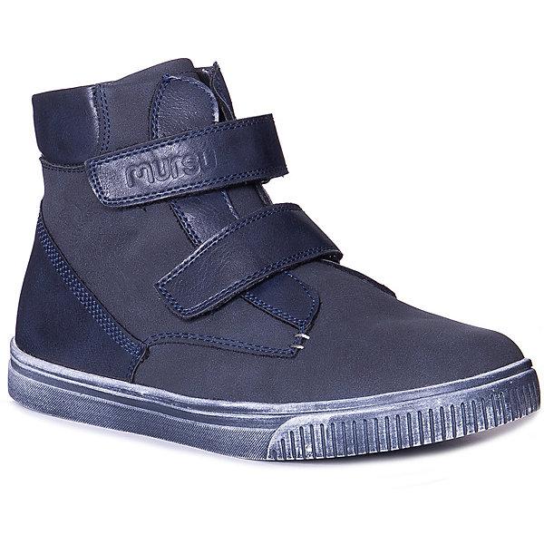MURSU Ботинки Mursu для мальчика ботинки для мальчика mursu цвет черный 205598 размер 33