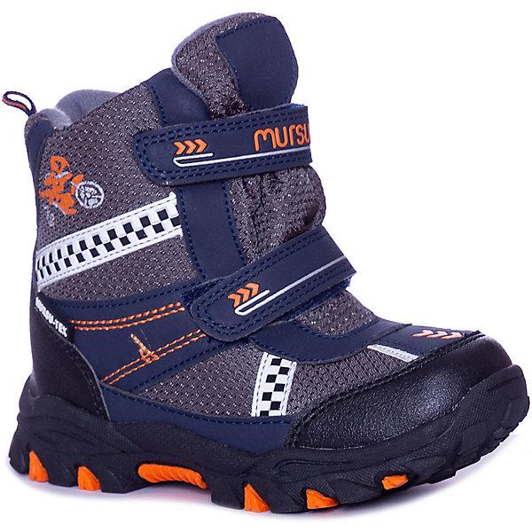 Утепленные ботинки MURSU фото