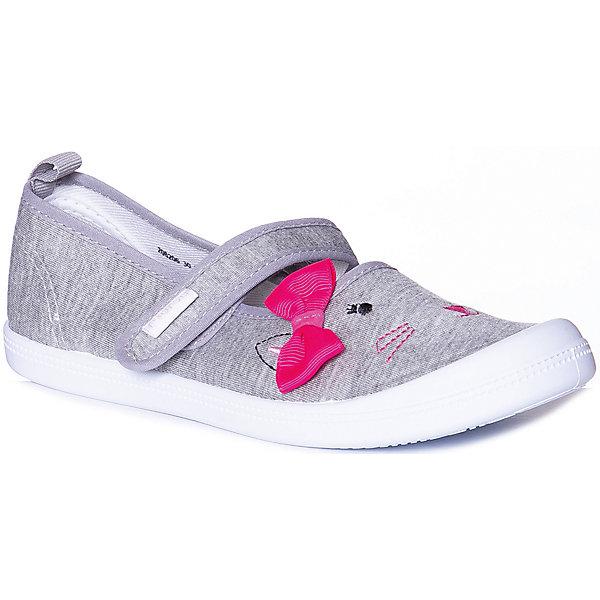 Купить Туфли Mursu для девочки, Китай, серый, 31, 29, 28, 27, 30, 32, Женский