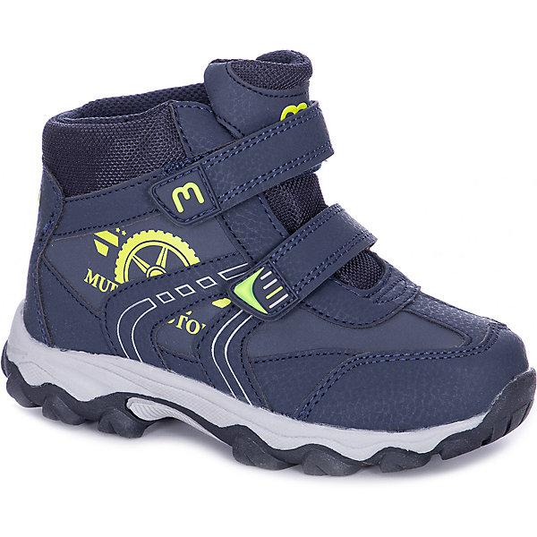 MURSU Ботинки Mursu для мальчика ботинки для мальчика mursu цвет черный 205722 размер 28