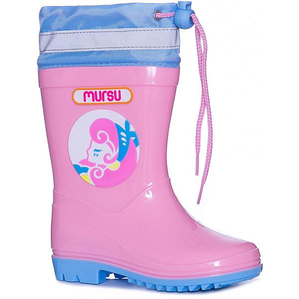 MURSU Резиновые сапоги Mursu для девочки