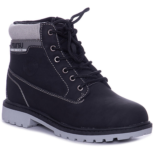 MURSU Ботинки Mursu для мальчика ботинки для мальчика mursu цвет черный 205722 размер 29