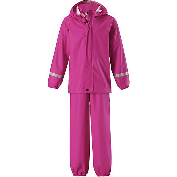 Купить Комплект Reima Viima: куртка и брюки, розовый, 128, 134, 116, 122, 140, Женский